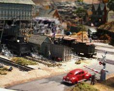 Coon Creek RailDreams - Custom Model Railroads