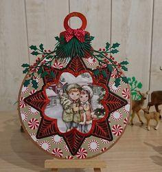 Christmas Plates, Merry Christmas Card, Christmas Balls, Christmas 2019, Christmas Crafts, Christmas Decorations, Christmas Ornaments, Marianne Design, Making Ideas