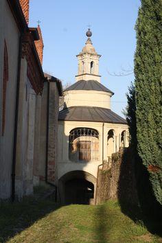 Il complesso medievale della chiesa di S. giorgio a Valperga