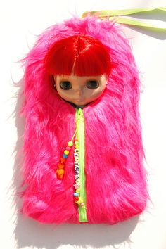 Pink Monster Pinkkis sleepsack
