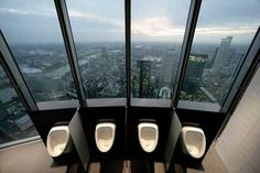 # Urinals You Need To Pee In To Believe In 32