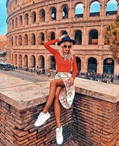 Travel Light Travel Right Europe Outfits, Italy Outfits, Rome Photography, Travel Photography, Rome Travel, Italy Travel, Italy Trip, Visit Rome, Floral Bomber Jacket