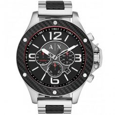 Relógio Armani Exchange Masculino AX1521/1PN