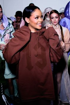 Fenty x Puma Fashion Show