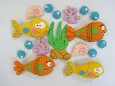 Sea Creatures Baby Mobile, Ocean Mobile