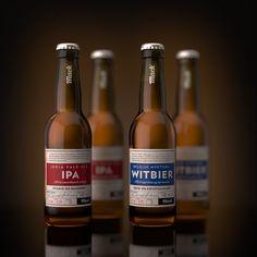 Mack Breweries — The Dieline