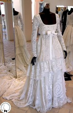 Archivio Emilio Pucci - Les Journées Particulières - Black Loves White - Wedding Dress by Peter Dundas