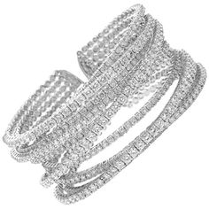 Bracelet   ❤ liked on Polyvore (see more cuff bangles)