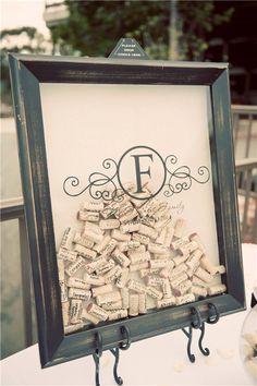 49 Vineyard Wedding Ideas That Are In Trend - Hochzeit Guestbook Wedding, Wedding Guest Book, Wedding Signs, Our Wedding, Destination Wedding, Wedding Planning, Dream Wedding, Guestbook Ideas, Wedding Bells