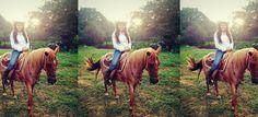 A las damas y a los cuacos se les gana con caricias. #Caballos #Horses