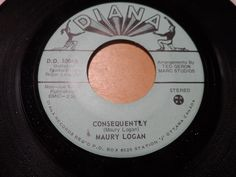 """Maury Logan – Consequently Label: Diana (3) – 1006 Format: Vinyl, 7"""", Single Country: Canada Released: Genre: Rock Logan, Diana, Label, Canada, Rock, Country, Rural Area, Skirt, Locks"""
