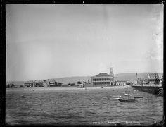 Glenelg in South Australia in the  1880s.