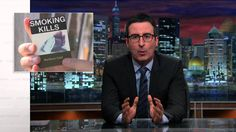 In this clip from Last Week Tonight, comedian John Oliver explains how the tobacco company Philip Morris is taking advantage of #publichealth and #democracy undermining trade agreements to sue democracies that are trying to protect the health of their citizens.