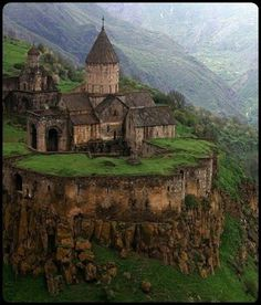 Tatev Monastery - The jewel of medieval Armenian architecture, Tatev, was constructed in the 9 th – 13 th centuries. The access to it is very complicated due to the terrain features. Nevertheless, the true lovers of unique ancient monuments do find ways to visit this masterpiece of medieval architecture.
