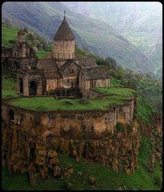 Tate Monastery, Armenia