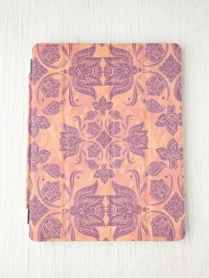 Printed iPad Cover (and stand!) http://www.freepeople.com/whats-new/printed-ipad-cover/