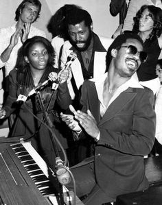 Stephanie Mills, Teddy Pendergrass  Stevie Wonder