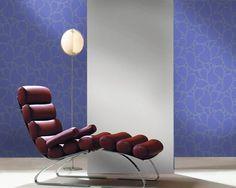 a8a014a0332377 Vliestapete Messina Ornamental blau-silber jetzt kaufen bei HORNBACH  Österreich