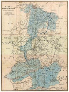 Historie van de Oude Hollandse Waterlinie | Ontdek de Oude Hollandse Waterlinie Early World Maps, Hellenistic Period, Classical Antiquity, Flat Earth, Old Maps, Old Photos, Netherlands, Holland, Vintage World Maps