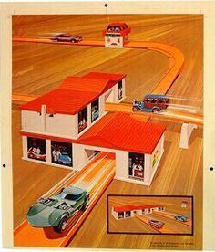 Vintage Hot Wheels Super Charger toy