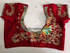 Designer Blouses by Shanvi Exclusives | Saree Blouse Patterns