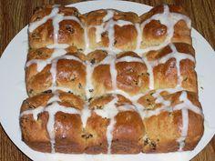 – Hot Cross Buns Gluten Free