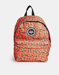 Image 1 - Hype - Sac à dos avec imprimé fraises