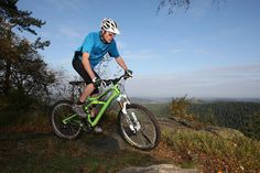 VTT Pays de Sarrebourg - Dabo by Moselle Tourisme, via Flickr - #enjoymoselle #Moselle #Lorraine #France More to discover on http://www.moselle-tourism.com/en/things-to-do/walking-and-outdoor-activities.html