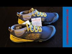 Merrell All Out terra trail Trail running shoes Análisis por Mayayo Carrerasdemontana com - YouTube