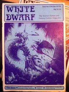White Dwarf 4 (1977)