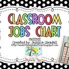 This is an easy way to keep track of students' classroom jobs each day. I plan on writing their names on clothespins and clipping it to their jobs ...
