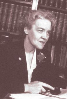 """American Rhetoric: Margaret Chase Smith -- """"Declaration of Conscience""""--pair with The Crucible"""