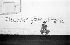 Rennie Ellis Photographic Archive: Discover your Clitoris, Carlton 1979 Budapest, Graffiti Quotes, Graffiti Wall, Album Cover, Smash The Patriarchy, Riot Grrrl, Porno, Discover Yourself, Gate