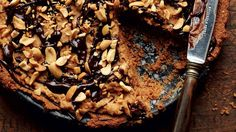 Chocolate-Peanut Butter Pie - Yes, you can make a dessert that looks this good.