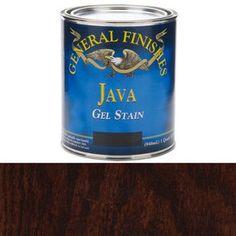 Java Gel Stain Quart