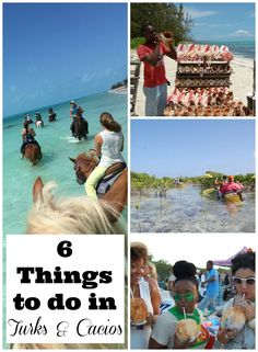 Enjoy the Best of Turks & Caicos with 6 Fun Family Activities