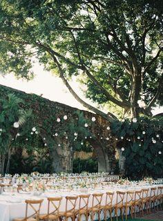 Ex-Hacienda De Temixco Reception by Rylee Hitchner Photography