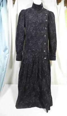 laura ashley on pinterest vintage dresses tea dresses and velvet. Black Bedroom Furniture Sets. Home Design Ideas