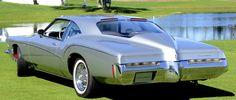 1971 Buick Riviera Silver Arrow III concept