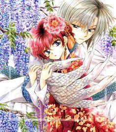 Yona y KI-Ja // Akatsuki no Yona