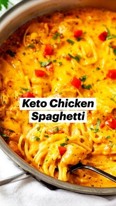 Keto Recipes With Bacon, Low Carb Recipes, Diet Recipes, Cooking Recipes, Healthy Recipes, Low Carb Chicken Recipes, Keto Dinner, Low Carb Dinner Ideas