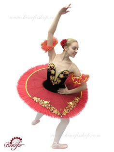 Kitri - awesome ballet tutu !