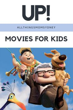 I had forgotten how beautiful UP! is both in story and in creation. I'm really fussy about what my kids watch and this one is spot on. The story has it's sad moments and happy beautiful moments. Visually, it's bright and colourful. Best Kid Movies, Great Movies, Beautiful Moments, How Beautiful, I Have Forgotten, Sad, In This Moment, Bright, Watch