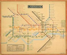 A planned extension to the capital's public transport system could mark the end of the line for the classic London tube map. We take a look at its history, from 1931 to the present day