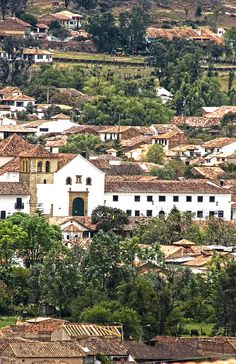 Villa de Leyva | by yekapiro