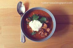 mammalivet i Berlin: Gulasch soup Recipe
