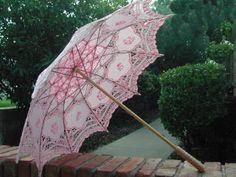 victorian lace umbrella, http://www.lace-parasols.com
