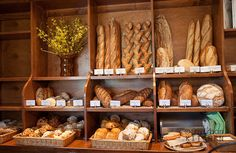 Bouchon Yountville bread by tinyurbankitchen, via Flickr