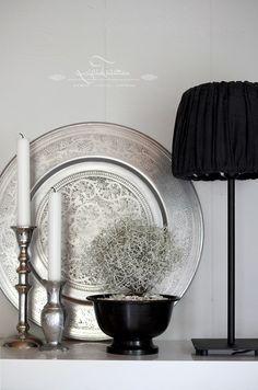 DIY Tine K - using old DAY Birger & Mikkelsen silk blouse