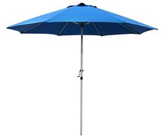 Commercial Grade Patio Umbrella with many features available for $99.95 only..